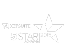 Netsuite 5 Star Award