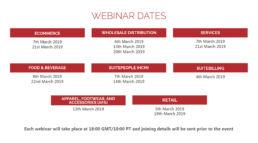 March Webinars NetSuite industry webinars